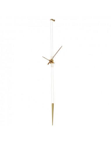 Reloj de pared Péndulo gold n de Nomon