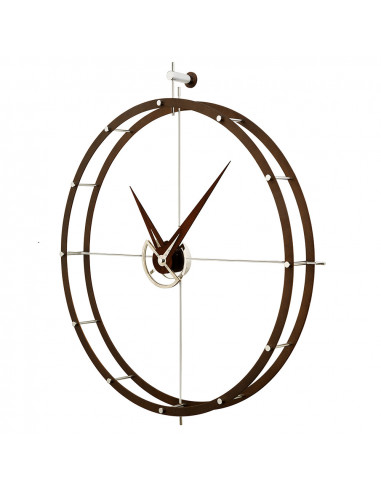 Nomon wall clock Doble O n