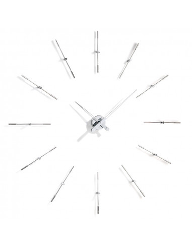 Reloj de pared Merlín 12 i de Nomon